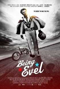 Being Evel - Poster / Capa / Cartaz - Oficial 1