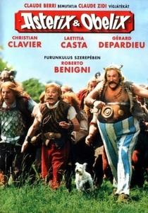 Asterix & Obelix Contra César - Poster / Capa / Cartaz - Oficial 2