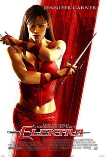 Elektra - Poster / Capa / Cartaz - Oficial 1
