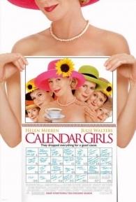 Garotas do Calendário - Poster / Capa / Cartaz - Oficial 1