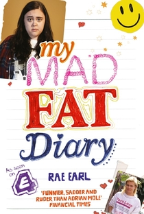 My Mad Fat Diary (1ªTemporada) - Poster / Capa / Cartaz - Oficial 2