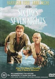 Seis Dias, Sete Noites - Poster / Capa / Cartaz - Oficial 3