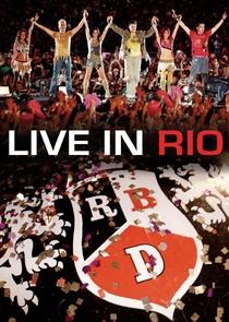 RBD: Live in Rio - Poster / Capa / Cartaz - Oficial 1