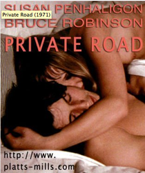 Private Road - Poster / Capa / Cartaz - Oficial 1
