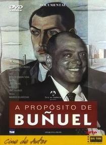 A respeito de Buñuel - Poster / Capa / Cartaz - Oficial 1