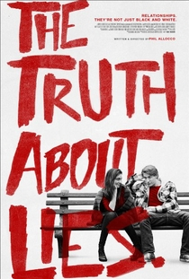 The Truth About Lies - Poster / Capa / Cartaz - Oficial 2