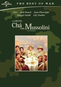 Chá com Mussolini - Poster / Capa / Cartaz - Oficial 7