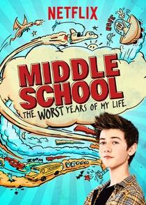 Escola: Os Piores Anos da Minha Vida - Poster / Capa / Cartaz - Oficial 3