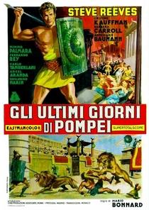 Os Últimos Dias de Pompéia - Poster / Capa / Cartaz - Oficial 4