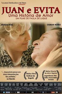 Juan e Evita: Uma História de Amor  - Poster / Capa / Cartaz - Oficial 1