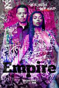 Empire - Fama e Poder (3ª Temporada) - Poster / Capa / Cartaz - Oficial 2