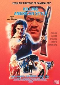 Killing American Style - Poster / Capa / Cartaz - Oficial 1