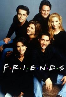Friends (1ª Temporada) - Poster / Capa / Cartaz - Oficial 2
