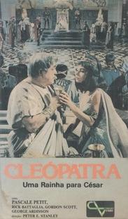Cleópatra, Rainha de César - Poster / Capa / Cartaz - Oficial 1