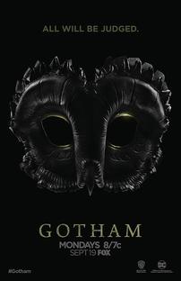 Gotham (3ª Temporada) - Poster / Capa / Cartaz - Oficial 2
