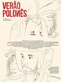 Verão Polonês - Poster / Capa / Cartaz - Oficial 1