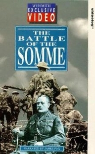 The Battle of the Somme - Poster / Capa / Cartaz - Oficial 1