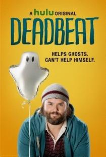 Deadbeat (1ª Temporada) - Poster / Capa / Cartaz - Oficial 1