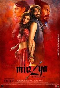 Mirzya - Poster / Capa / Cartaz - Oficial 1