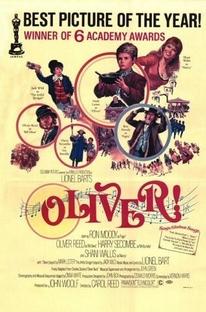 Oliver! - Poster / Capa / Cartaz - Oficial 1