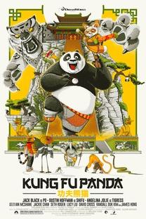 Kung Fu Panda - Poster / Capa / Cartaz - Oficial 3