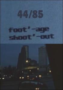 44/85: Foot'-age Shoot'-out - Poster / Capa / Cartaz - Oficial 1