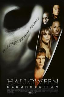 Halloween - Ressurreição - Poster / Capa / Cartaz - Oficial 4