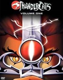 Thundercats (1ª Temporada) - Poster / Capa / Cartaz - Oficial 1