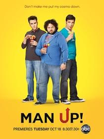 Man Up (1ª Temporada) - Poster / Capa / Cartaz - Oficial 1