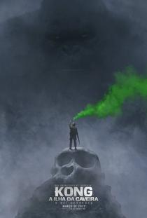 Kong: A Ilha da Caveira - Poster / Capa / Cartaz - Oficial 4