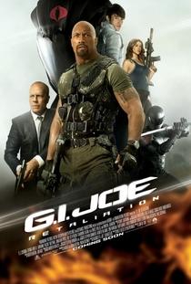G.I. Joe: Retaliação - Poster / Capa / Cartaz - Oficial 1
