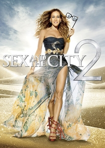Sex and the City 2 - Poster / Capa / Cartaz - Oficial 3