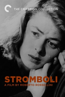 Stromboli - Poster / Capa / Cartaz - Oficial 1