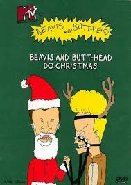 Beavis e Butt-Head Detonando o Natal - Poster / Capa / Cartaz - Oficial 1