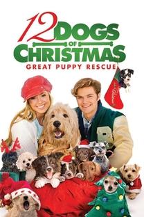 Os 12 Cães de Natal: O Grande Resgate - Poster / Capa / Cartaz - Oficial 1