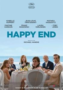 Happy End - Poster / Capa / Cartaz - Oficial 2