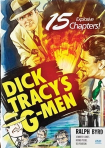 Novas Aventuras de Dick Tracy - Poster / Capa / Cartaz - Oficial 1