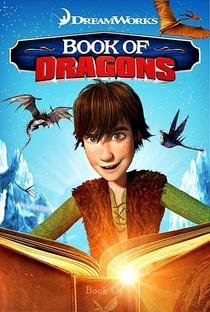 Dragões: O Livro dos Dragões - Poster / Capa / Cartaz - Oficial 2