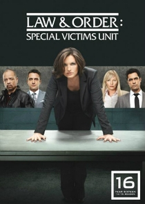 Law & Order: Special Victims Unit  (16ª temporada) - Poster / Capa / Cartaz - Oficial 2