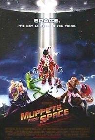 Muppets do Espaço - Poster / Capa / Cartaz - Oficial 2