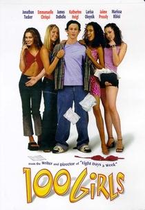 100 Garotas - Poster / Capa / Cartaz - Oficial 1