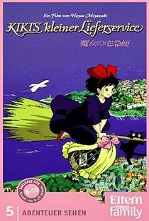 O Serviço de Entregas da Kiki - Poster / Capa / Cartaz - Oficial 18
