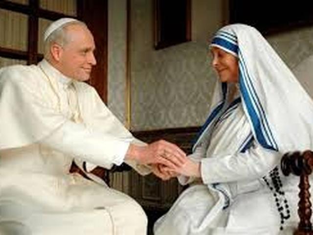 Risultati immagini per karol un papa rimasto uomo poster