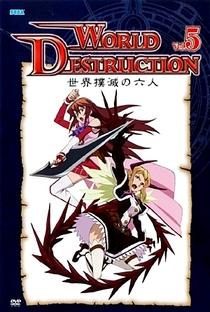 World Destruction: Sekai Bokumetsu no Rokunin - Poster / Capa / Cartaz - Oficial 8