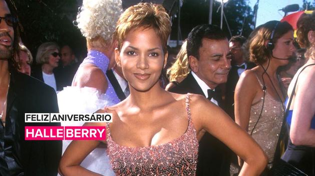 Feliz aniversário, Halle Berry!