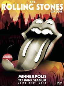 Rolling Stones - Minneapolis 2015 - Poster / Capa / Cartaz - Oficial 2