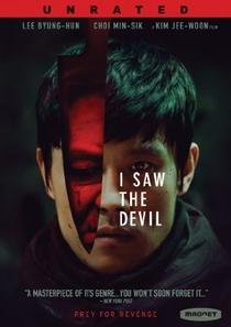 Eu Vi o Diabo - Poster / Capa / Cartaz - Oficial 3