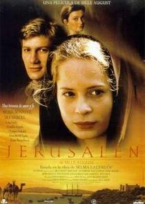 Jerusalém - Uma Verdadeira História de Amor e Fé - Poster / Capa / Cartaz - Oficial 2