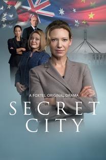 Secret City (1ª Temporada) - Poster / Capa / Cartaz - Oficial 3