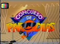 Concurso de Paródias - Poster / Capa / Cartaz - Oficial 1